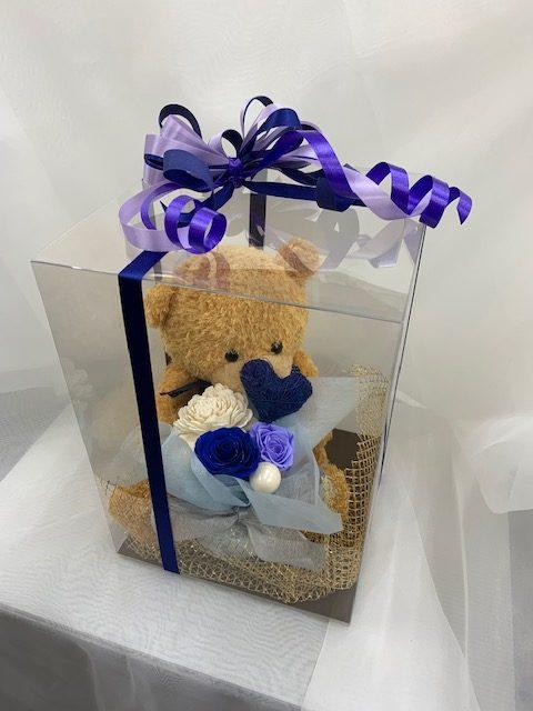 プリザーブドフラワー(Teddy bear)